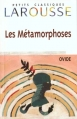 Couverture Les Métamorphoses Editions Larousse (Petits classiques) 1999
