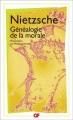 Couverture La généalogie de la morale Editions Flammarion (GF) 2002