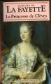 Couverture La Princesse de Clèves Editions Booking International 1993