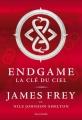 Couverture Endgame, tome 2 : La Clé du ciel Editions Gallimard  2015