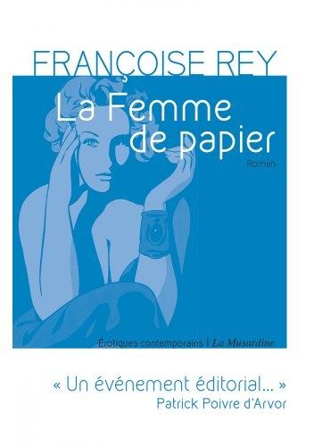 Couverture La femme de papier