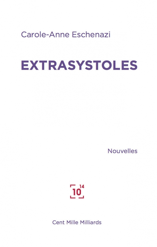 Couverture Extrasystoles