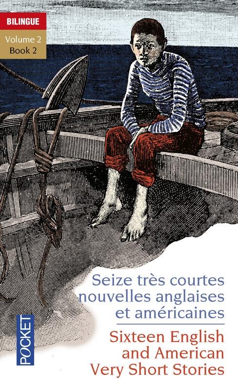 Couverture Seize très courtes nouvelles anglaises et américaines, tome 2