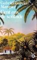 Couverture Cent ans de solitude Editions Seuil 1995