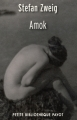 Couverture Amok Editions Payot 2013