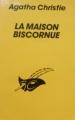 Couverture La maison biscornue Editions Librairie des  Champs-Elysées  (Le masque) 1991