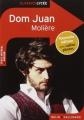 Couverture Dom Juan Editions Belin / Gallimard (Classico - Lycée) 2014