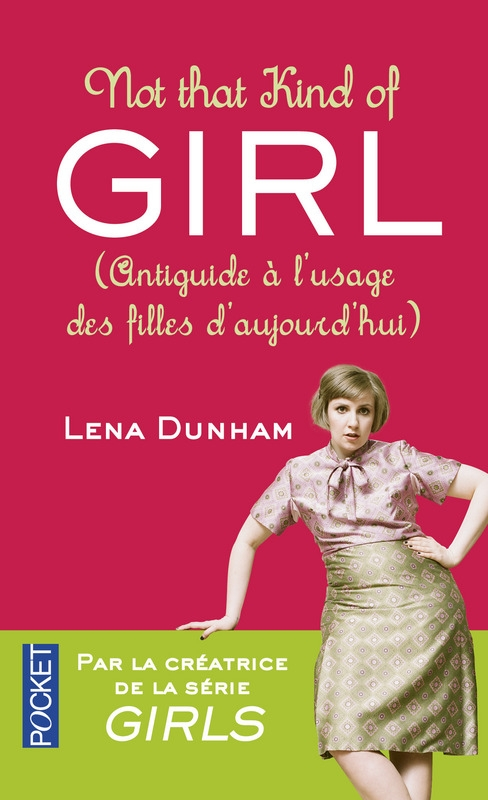 Couverture Not that kind of girl