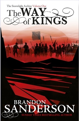 Couverture The Stormlight Archive, book 1: The Way of Kings