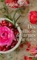Couverture Des millions de larmes et de rires Editions Mosaïc 2015