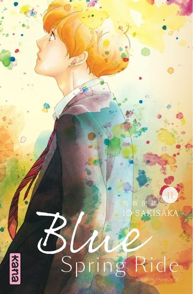 Couverture Blue Spring Ride, tome 11