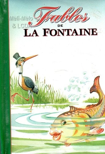 Couverture Fables de La Fontaine, tome 4