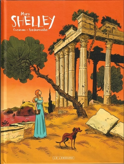Couverture Shelley, tome 2 : Mary