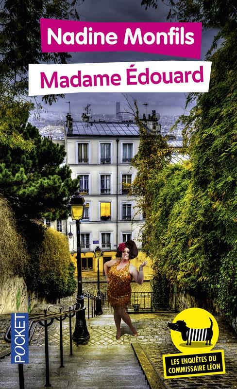 Couverture Les enquêtes du commissaire Léon, tomes 1 : Madame Edouard