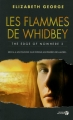 Couverture The Edge of Nowhere, tome 3 : Les Flammes de Whidbey Editions Presses de la cité 2015
