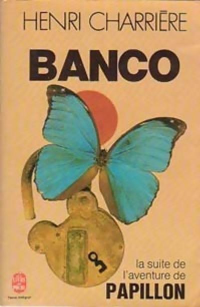 Couverture Papillon, tome 2 : Banco