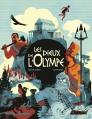 Couverture Les Dieux de l'Olympe Editions de La martinière (Jeunesse) 2015