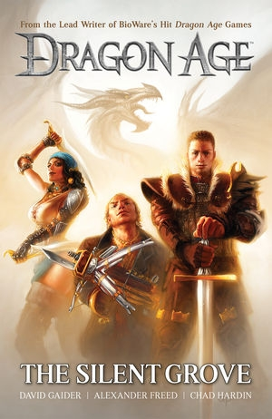 Couverture Dragon Age: The Silent Grove