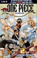 Couverture One Piece, Log, tome 02 Editions Hachette 2015