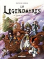 Couverture Les Légendaires, tome 18 : La fin de l'histoire ? Editions Delcourt (Jeunesse) 2015