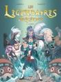 Couverture Les Légendaires : Origines, tome 4 : Shimy Editions Delcourt 2015