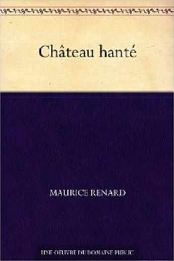 Couverture Château hanté