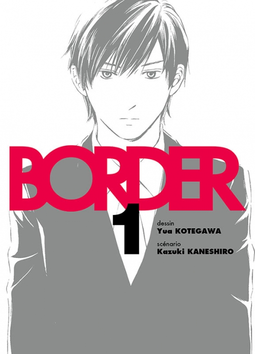 Couverture Border, tome 1