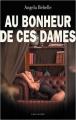 Couverture Au bonheur de ces dames Editions Blanche 2015
