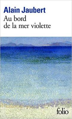 Couverture Au bord de la mer violette