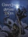 Couverture Courtney Crumrin, tome 2 : Courtney Crumrin et l'assemblée des sorciers Editions Akileos (Regard Noir & Blanc) 2008