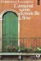 Couverture L'amant sans domicile fixe Editions Points 1989