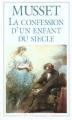Couverture La Confession d'un enfant du siècle Editions Flammarion (GF) 1993