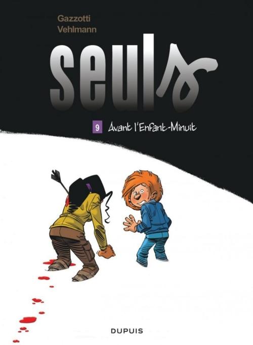 Couverture Seuls, tome 09 : Avant l'enfant-minuit