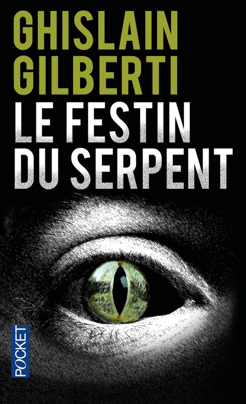 Couverture Cécile Sanchez, tome 1 : Le festin du serpent