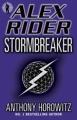 Couverture Alex Rider, tome 01 : Stormbreaker Editions Hachette 2001