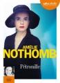 Couverture Pétronille Editions Audiolib 2014