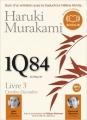 Couverture 1Q84, tome 3 : Octobre-décembre Editions Audiolib 2012