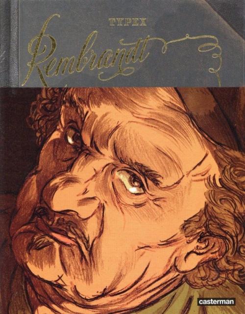 Couverture Rembrandt
