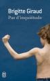 Couverture Pas d'inquiétude Editions J'ai Lu 2013