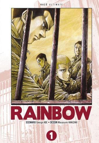 Couverture Rainbow, triple, tome 1