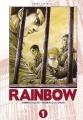 Couverture Rainbow, triple, tome 1 Editions Kazé (Ultimate) 2015