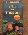 Couverture L'île au trésor Editions Presses Pocket 1977