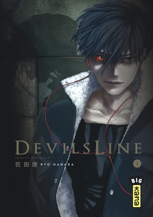 Couverture Devil's line, tome 01