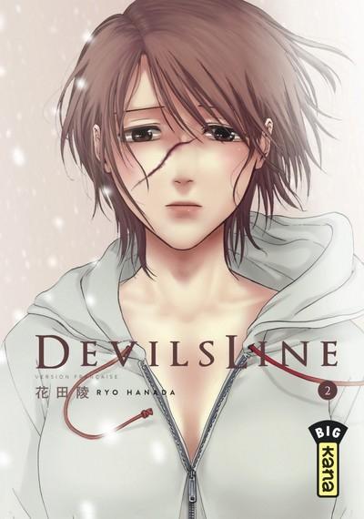 Couverture Devil's line, tome 02
