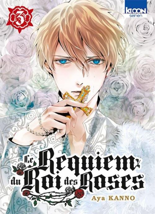 Couverture Le requiem du roi des roses, tome 03