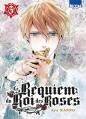 Couverture Le requiem du roi des roses, tome 03 Editions Ki-oon (Seinen) 2015