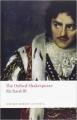 Couverture Richard III Editions Oxford University Press (World's classics) 2008