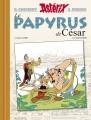 Couverture Astérix, tome 36 : Le papyrus de César Editions Albert René 2015
