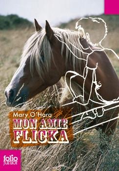 Couverture Mon amie Flicka