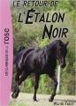 Couverture Le retour de l'étalon noir Editions Hachette (Les classiques de la rose) 2011